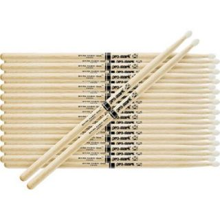 PROMARK 12 Pair Japanese White Oak Drumsticks Wood 5A