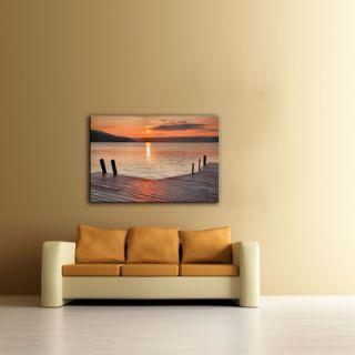 Another Kekua Sunrise by Steve Ainsworth Floater Framed Photographic
