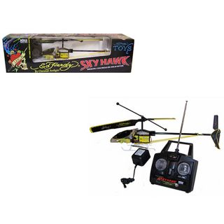 Ed Hardy Skyhawk Remote controlled Helicopter  ™ Shopping