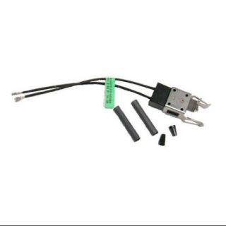 eReplacements ERWB17X5113M GE WB17X5113 Stove Surface Burner Unit Receptacle