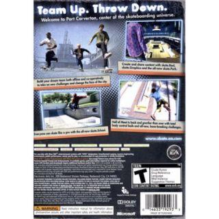 Skate 3 (Xbox 360)   Pre Owned