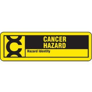 HARRIS INDUSTRIES Label,2 7/8 In. W,7/8 In. H,PK500   9E292|LB132289   Grainger