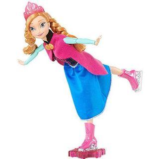 Disney Frozen Skating Anna Doll