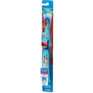 Oral B Stages Stage 3 Toothbrush For Kids, Disney Pixars Cars   1 Ea