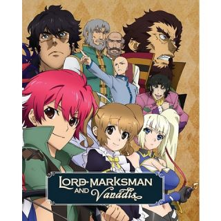 Lord Marksman and Vanadis: The Complete Series [Blu ray] [4 Discs