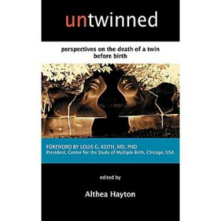 Untwinned: Perspectives on the Death of a Twin Before Birth