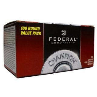 Federal 45 ACP 230 Grain 100 Round FMJ Ammunition Pack