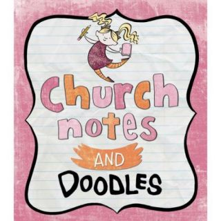 Church Notes and Doodles for Girls