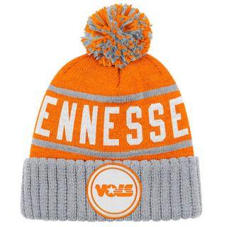 Mitchell & Ness Tennessee Volunteers College Vault High 5 Beanie   Tennessee Orange/Gray