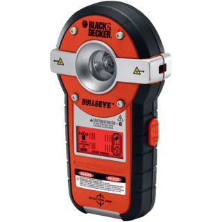Black & Decker BDL190S BullsEye?? Auto Leveling Laser with Stud Sensor