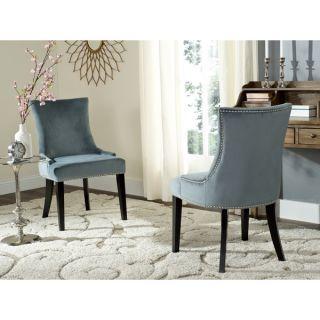 Safavieh En Vogue Dining Lester Blue Side Chairs (Set of 2)   17462469