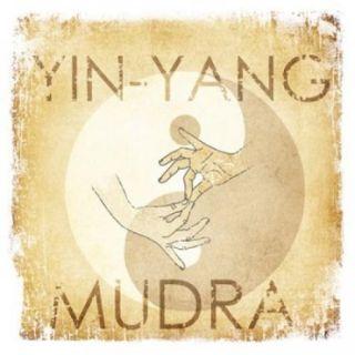 Yin Yang Mudra Poster Print (12 x 12)