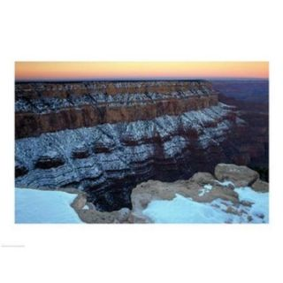South Rim Grand Canyon National Park Arizona USA Poster Print (24 x 18)