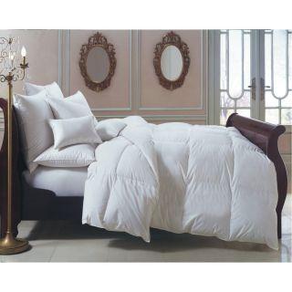 Downright BERN OSQ WN HUN Bernina 90 x 94 52oz 650 Fill Power White Goose Down European Comforter