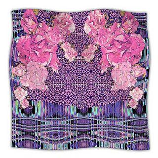 KESS InHouse Lepparo Throw Blanket; 90 L x 90 W