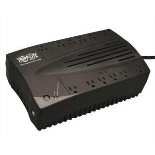 Tripp Lite 750VA 450 Watt UPS Desktop Battery Back Up AVR Compact 120 Volt USB RJ11 AVR750U