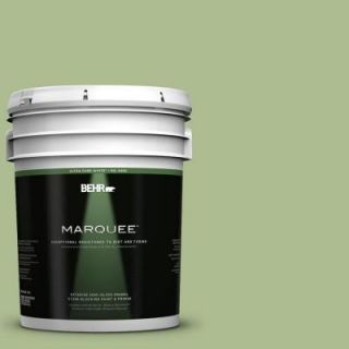 BEHR MARQUEE 5 gal. #M370 4 Chervil Leaves Semi Gloss Enamel Exterior Paint 545405