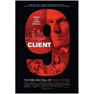 Client 9: The Rise and Fall of Eliot Spitzer Movie Poster Print (27 x 40)