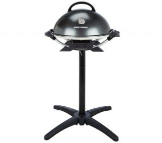 George Foreman 15 Serving Indoor/Outdoor Electric Grill   Page 2 —