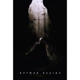 Batman Begins Movie Poster (11 x 17)
