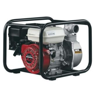Wayne 4 HP Portable Gas Powered Water Transfer Pump GPH400