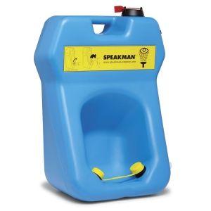 Speakman SE 4300 GravityFlo  Blue  Eye Washes Commercial