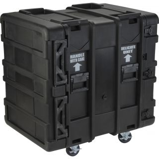 SKB Cases 24 Deep 14U Roto Shock Rack in Black