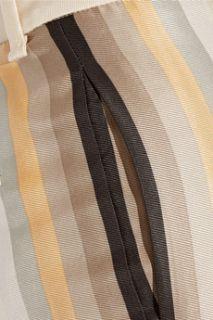 Smith striped silk twill wide leg pants  Rag & bone