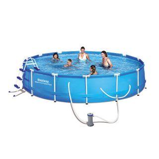 Bestway Steel Pro Frame Pool Set   15 feet x 36 inch    Bestway Inflatables
