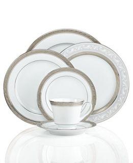 Noritake Dinnerware, Crestwood Platinum Collection   Fine China