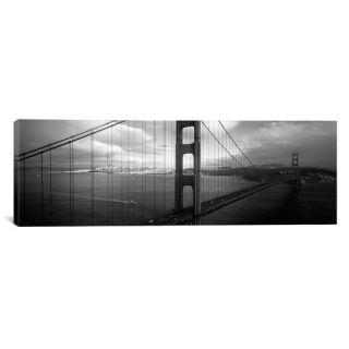 Panoramic Bridge across the Sea, Golden Gate Bridge, San Francisco