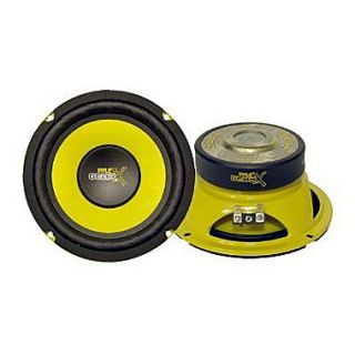 Pyle Gear X Yellow 300 W Mid Bass Woofer