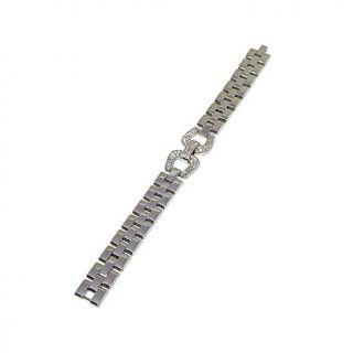 Emma Skye Jewelry Designs Stainless Steel Panther Link Bracelet   7966042
