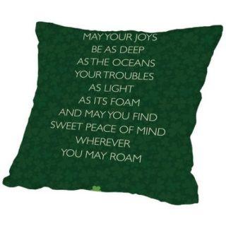 Americanflat May Your Joys Throw Pillow
