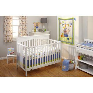 Disney Baby Dumbo 3 Piece Crib Bedding Set