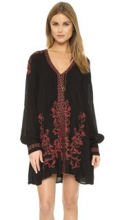 Free People Hearts Broken in Heaven Mini Dress