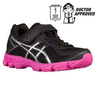 ASICS� GT 1000 4   Boys Preschool   Running   Shoes   Black/Onyx/Flash Yellow