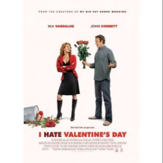 I Hate Valentine's Day Movie Poster Print (27 x 40)