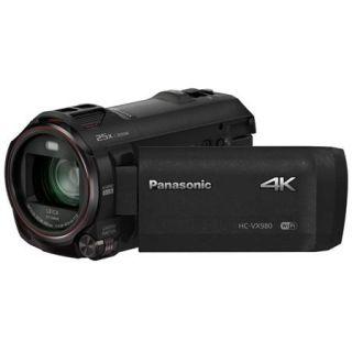 Panasonic HC VX981K 4K Ultra HD Camcorder with 4K Photo Capture, Wi Fi HC VX981K