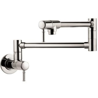 Talis C Wall Mounted Pot Filler Faucet by Hansgrohe
