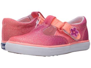 Keds Kids Daphne (Infant/Toddler) Coral Fade Sugar Dip