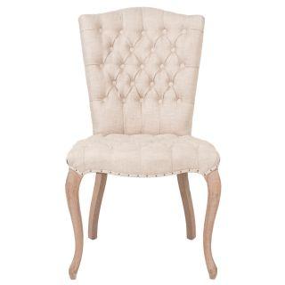 Orient Express Furniture Essentials Henri Side Chair