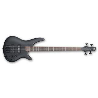 Ibanez SR Standard Series SR300EB 4 String Electric Bass Guitar, Weathered Black SR300EBWK