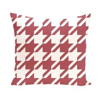 by design Animal Magnatism Geometric Throw Pillow