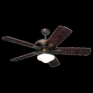 Monte Carlo Fan Company 54 The Shores 5 Blade Ceiling Fan