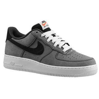Nike Air Force 1 Low   Mens   Basketball   Shoes   Wolf Grey/Black/Sail/Gum Light Brown