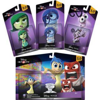 Disney Infinity 3.0 Pixar Inside Out Bundle (Save up to $13)