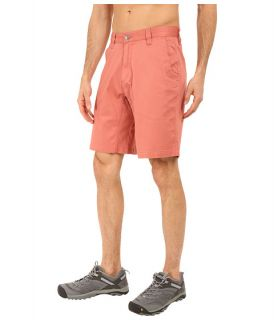 Mountain Khakis Lake Lodge Twill Short Summer Red, Clothing