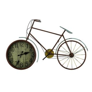 Cooper Classics Clyde Bicycle Wall Clock   17073974