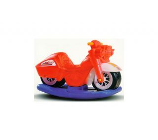Little Tikes 1562 Rock & Scoot Motorcycle —